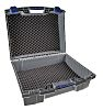 RS PRO Plastic Equipment case, 470 x 575