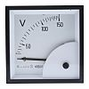 HOBUT AC Analogue Voltmeter, 150V, 68 x 68