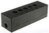 Schneider Electric Black Plastic Harmony XALG Push Button