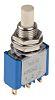 APEM Single Pole Double Throw (SPDT) Momentary Miniature
