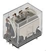 Omron, 24V dc Coil Non-Latching Relay 4PDT, 10A