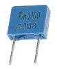 EPCOS 10nF Polyester Capacitor PET 63 V ac,