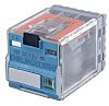 Releco, 12V dc Coil Non-Latching Relay DPDT, 10A