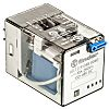 Finder, 48V dc Coil Non-Latching Relay DPDT, 10A