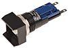 Saia-Burgess 1NO/1NC Momentary Push Button Switch, IP67, 16.2