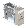 Omron, 24V dc Coil Non-Latching Relay DPDT, 5A Switching Current Plug In, 2 Pole