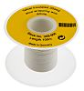 RS PRO White, 0.05 mm² Equipment Wire, 100m