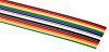 RS PRO 15 Way Unscreened Flat Ribbon Cable,