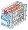 Releco, 230V ac Coil Non-Latching Relay DPDT, 10A