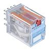 Releco, 230V ac Coil Non-Latching Relay 4PDT, 5A