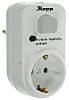 Kopp Inline RCD Adapter 2 Pole ,Rated At
