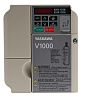 Omron V1000 Inverter Drive, 3-Phase In, 0.1 → 400Hz Out, 1.5 kW, 400 V ac, 5.4 A