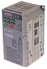 Omron Inverter Drive, 1-Phase In, 0.1 → 400Hz