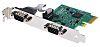 Brainboxes 2 Port PCIe RS232 Serial Board