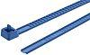 HellermannTyton Blue Cable Tie Nylon, 195mm x 4.7