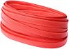 RS PRO Braided Acrylic Fibreglass Red Cable Sleeve,