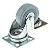Guitel Swivel Castor, 40daN Load Capacity, 50mm Wheel