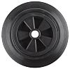 Guitel Black Castor Wheels 1811020, 200daN