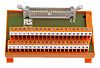 RS PRO, 40 Pole IDC Connector Interface Module,