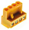Weidmüller, BL 5.08mm Pitch PCB Terminal Block