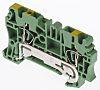 Weidmuller 2 Way Clamp ZPE 2.5, 63mm Length