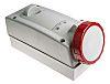 RS PRO Switchable IP67 Industrial Interlock Socket 3PN+E,