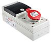 RS PRO IP44 Red Wall Mount 3P+N+E RCD