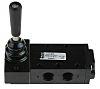 Parker Lever 5/2 Pneumatic Manual Control Valve B53