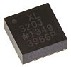 ADXL320JCP Analog Devices, 2-Axis Accelerometer, 16-Pin LFCSP