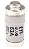 ETI 63A D02 Neozed Fuse, E18 Thread Size,