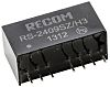 Recom RS 2W Isolated DC-DC Converter Through Hole,