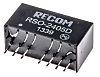 Recom RSO 1W Isolated DC-DC Converter Through Hole,
