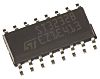 STMicroelectronics ST3232BDR, Line Transceiver, RS-232 2-TX 2-RX,