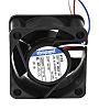 ebm-papst, 12 V dc, DC Axial Fan, 40