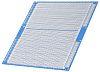 10-2858, Double-Sided Stripboard Epoxy Glass 220 x 233.4