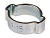 RS PRO Steel O Clip, 7.5mm Band Width,