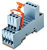 Releco 14 Pin Relay Socket, 250V ac for