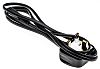RS PRO 1.5m Power Cable, C7, IEC to