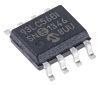 Microchip 93LC56B-I/SN, 2kbit Serial EEPROM Memory 8-Pin SOIC