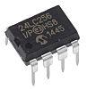 Mémoire EEPROM en série, 24LC256-I/P, 256Kbit, Série-I2C PDIP, 8 broches