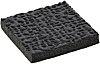 Richco Square Adhesive Non Slip Pad 25.4 x