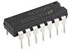 LM2917N/NOPB, Frequency to Voltage Converter ±1%FSR, 14-Pin MDIP