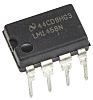 LM1458N/NOPB Texas Instruments, Op Amp, 1MHz, 8-Pin MDIP