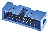 TE Connectivity, AMP-LATCH, 16 Way, 2 Row, Straight