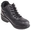 RS PRO Black Steel Toe Cap Womens Safety
