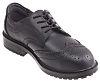RS PRO Black Men Toe Cap Safety Shoes,