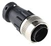 ITT Cannon QM Series Male Cable Mount Connector,