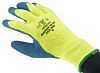 BM Polyco Matrix, Yellow Latex Coated Work Gloves,