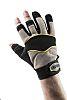 BM Polyco Multi-Task 3, Black Work Gloves, Size 8