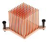 Heatsink, 2.5K/W, 37.5 x 37.5 x 33mm, Screw